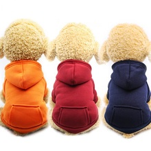 Hoodies Jackets Fashion For Dogs Pets Outfit Dogs-Coat Puppy Cotton Pet-Overalls Cat-Clothing