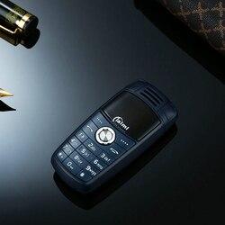 Mini X6 Car Key Model Design Cell Phone Magic Voice Changer Dual Sim Russian language keyboard Tiny Size Children mobile phone