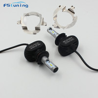 FStuning S1 H7 Led Headlight For Benz E Class With H7 Led Adapter Socket Holder For
