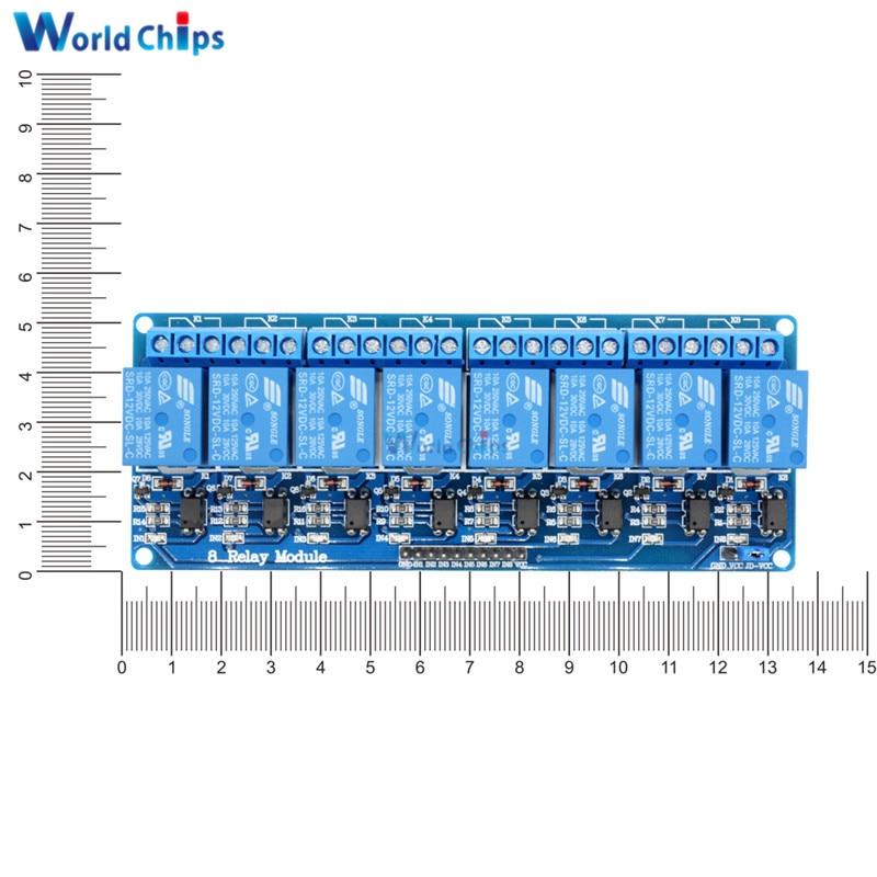 16 Channel 12V Relay Shield Module For Arduino UNO R3