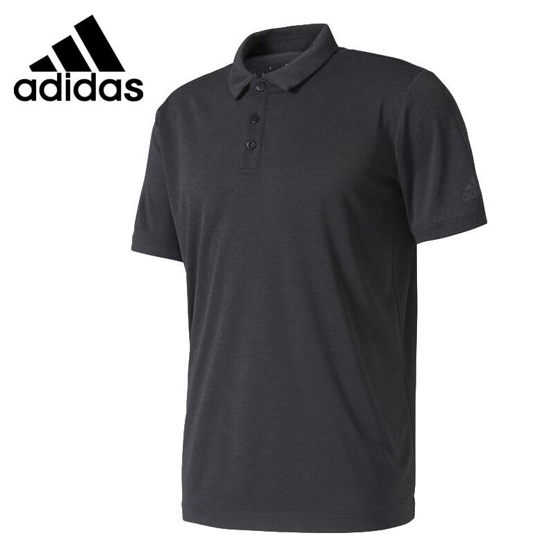 Original New Arrival  Adidas  Men's POLO Training Shirt Short Sleeve Sportswear