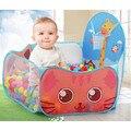 1.2 M Brinquedos Esgrima Cercadinho Do Bebê Para Crianças Jogo Tenda Portátil Indoor/Jogo Ao Ar Livre Dobráveis Crianças Dos Desenhos Animados Bolas Oceano piscina de bolinhas Criança