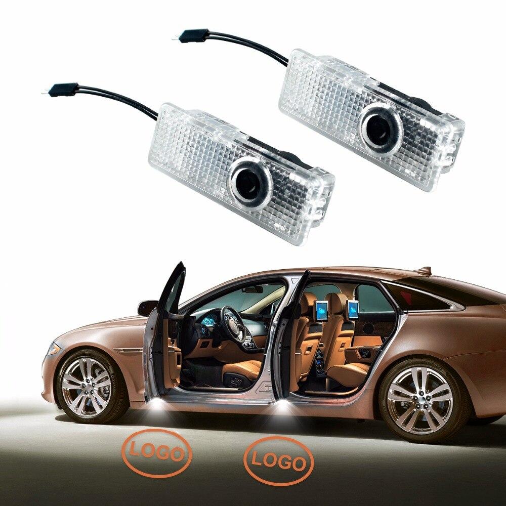 LED Car Mini Door Courtesy Laser Projector Logo Ghost Shadow Light for Mini Clubman R56 Mini Cooper R53 R56 R57 R58 R59 R60 R50
