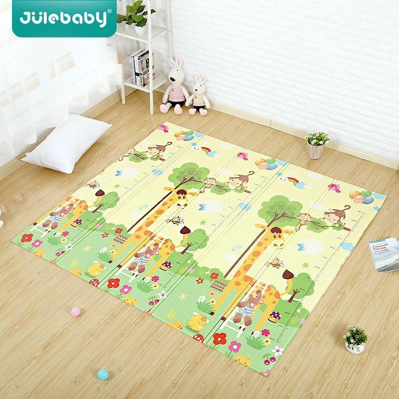 180*200*1cm Tapete Infantil Baby Pads Play Mats Toys For Kids Children's Carpet Playmat Soft Floor