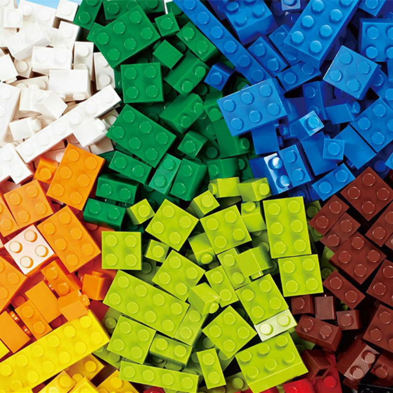 1000 Pieces Building Block DIY Kids Creative Bricks Brinquedos Toys for Children Compatible with LG City Christmas Gift decool 3117 city creator 3in1 vacation getaways building block 613pcs diy educational toys for children compatible legoe