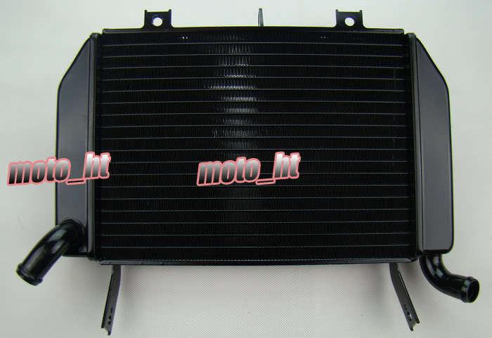 New Motorcycle Aluminum Cooler Radiator For Suzuki TL1000R 1998 1999 2000 2001 2002 2003 Black