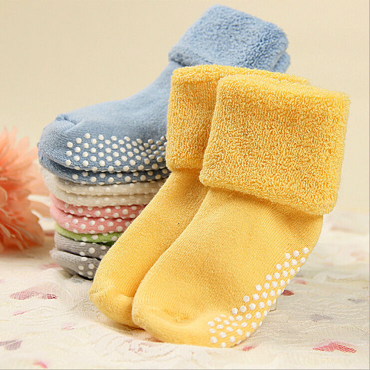 0-3 year old cotton baby socks...
