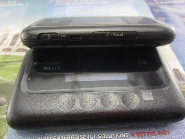 T-Mobile ZTE MF915 4 Г LTE GSM Мобильного Широкополосного Доступа Wi-Fi Точки Доступа