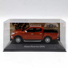 IXO Altaya 1:43 Nissan Frontier 2016 Diecast Toys Car Models Limited Edition Collection(China)
