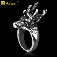 A Song Of Ice And Fire Game Of Thrones The House Of Baratheon Deer Ring High