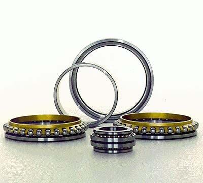 30mm roulements 234406BM P5 2268106 30mm X 55mm X 32mm ABEC-5 roulements à billes à Contact oblique
