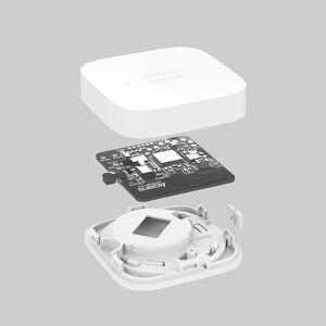 Image 3 - Bundled sales Original Aqara Vibration / Shock Sensor Built In Gyro Motion Sensor Smart Alarm Monitor For Mi Home App