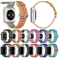 Woven Fabric Loop Strap Nylon Watch Bands for Apple Watch 38mm/ 42mm