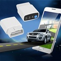 12V RS232 Wifi OBD2 ELM327 Adapterfor Android for iOS Scanner Automotive ELM327 Auto Escaner Automotivo Code Reader