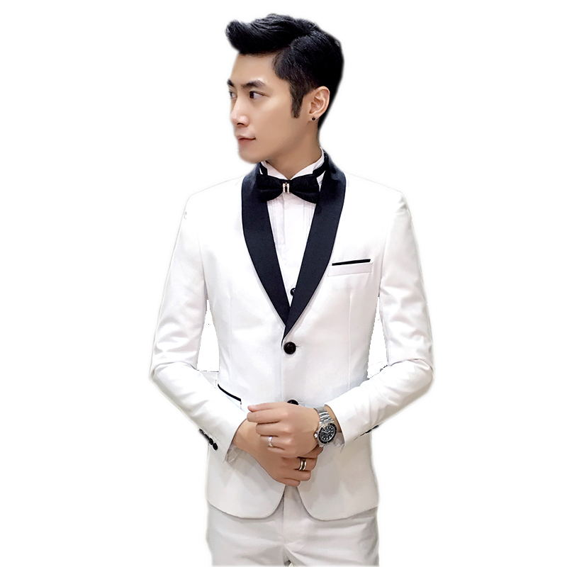 Cheap White Suit Mens | My Dress Tip