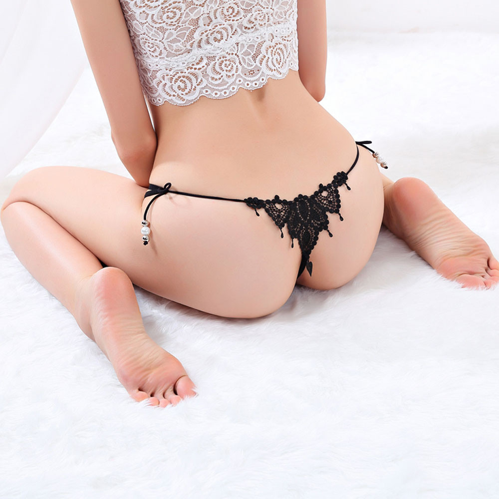 Feitong Fashion 2017 Women Sexy Lace Knickers Panties Lingerie Briefs Underwear Thongs G-string Intimates Briefs Underpants