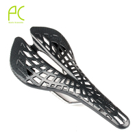 PCycling Hollow Saddle Seat Spider Web Type Lightweight For Mountain Bike MTB Road Bicycle Track Bicycle
