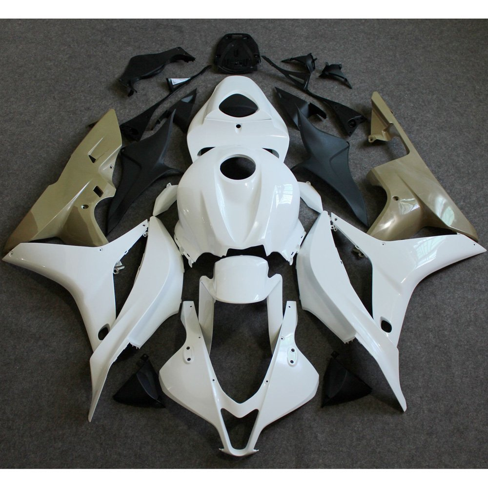 Motorcycle Unpainted Fairing Kit For Honda CBR600RR CBR 600 RR 2007 2008 CBR600 RR CBR 600RR 07 08 Injection Molding Fairings
