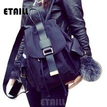Нейлон Водонепроницаемый Рюкзаки Drawstring школьные сумки для девочек элегантный дизайн дорожные сумки большие рюкзаки SAC DOS Femme