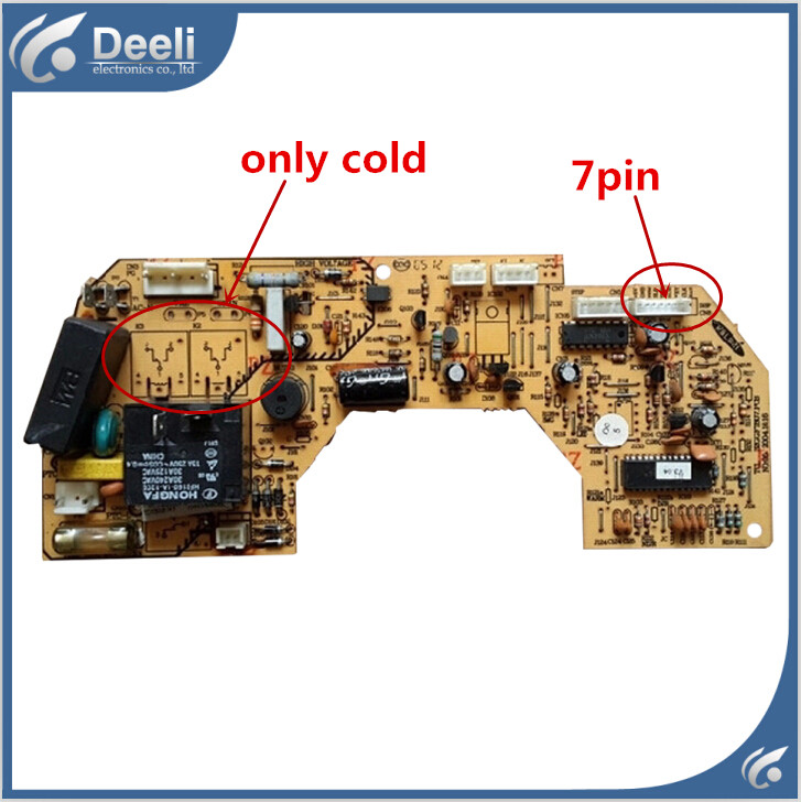 95% new good working for air conditioner control board pc board 32GGFT807.PCB good work
