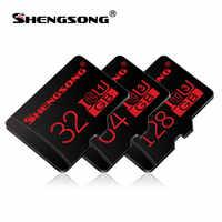 original micro sd card Memory card tarjeta micro sd 128gb carte sd 256 gb 64gb 32gb flash card 16GB 8GB sd card for Phone/Tablet