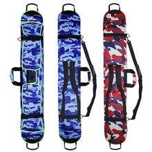 Nueva Ski Snowboard bolsa bordo esquí bolsas resistente a los arañazos placa Monoboard protectora buceo medio paño cobertura