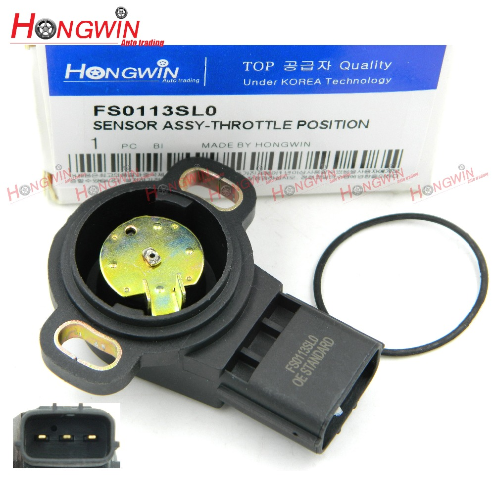 Throttle Position Sensor Für FORD SONDE MAZDA 626 MX6 PROTEGE TRIBUT TH116, F32Z9B989B, FS0113SLO, 5S5140, EC3051 14128 F32Z-9B989B
