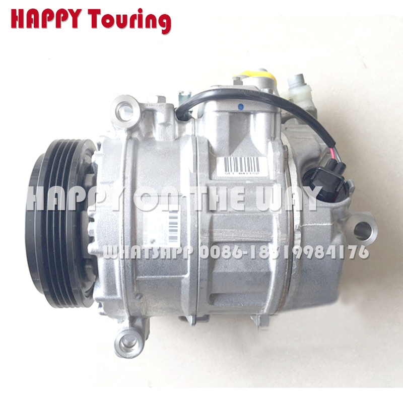Auto Replacement Parts Air-conditioning Installation Temperate For Ac Compressor Bmw 745i 745li 750i 750li 760i 760li & Alpina B7 64509175481 64506901781 64526921649 64526925721 64529175670 Selling Well All Over The World