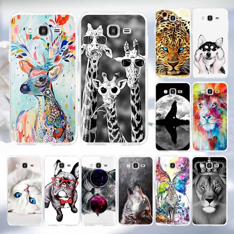 ᗚLuxury For Coque Samsung Galaxy Grand Prime Case G530 G530H G531 ...