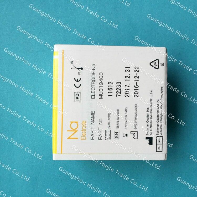 A Beckman NJK10659 AU2700/AU5800/AU680/AU480 OL AU400/AU600/Analisador de Bioquímica AU640 MU919400 ND Eletrodo original e Novo
