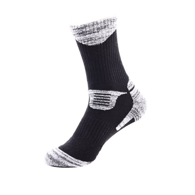 High Quality Winter Thermal Ski Socks Men Cotton Sport Snowboard Socks Cycling Skiing Soccer Socks Thermosocks Leg Warmers