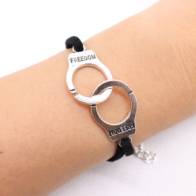 2018 NEW Multilayer Handcuffs simple Leather charm Bracelets Multilayer Handcuffs simple Leather charm Bracelets OWL cross Heart Jewelry For men Women 5