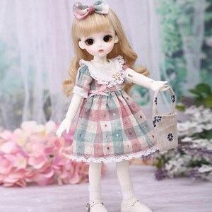 Image 3 - Lcc Macaron 1/6 Body Model Boys Girls Oueneifs High Quality Toys Free Eye Balls Fashion Shop