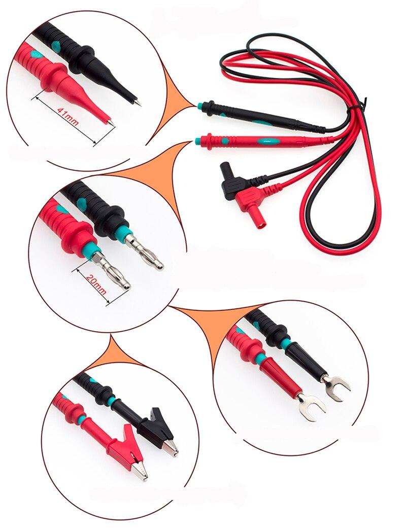 HTB1H9ruJuuSBuNjSsziq6zq8pXab RM409B/RM408B True-RMS Digital Multimeter Button 9999/8000 Counts With Analog Bar Graph AC/DC Voltage Ammeter Current Ohm Auto
