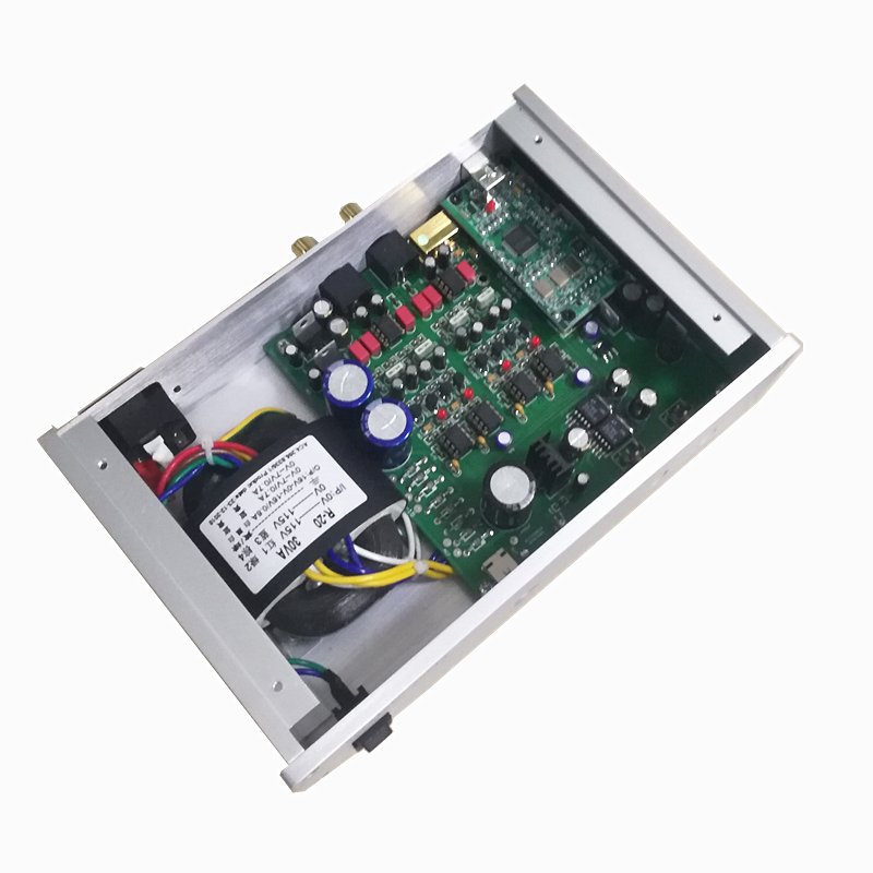 DAC  ES9028PRO ES9038PRO asynchronous USB decoder xmos 208 DAC Support PCM 32BIT 384K  DSD 256-in Digital-to-Analog Converter from Consumer Electronics    3