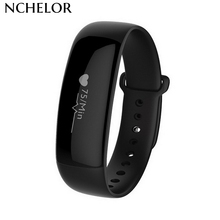 M88 Smart Band Blood Pressure Heart Rate Monitor Bracelet Sports Fitness Smartband Watch for Android iOS PK Mi band 2 Fitbits