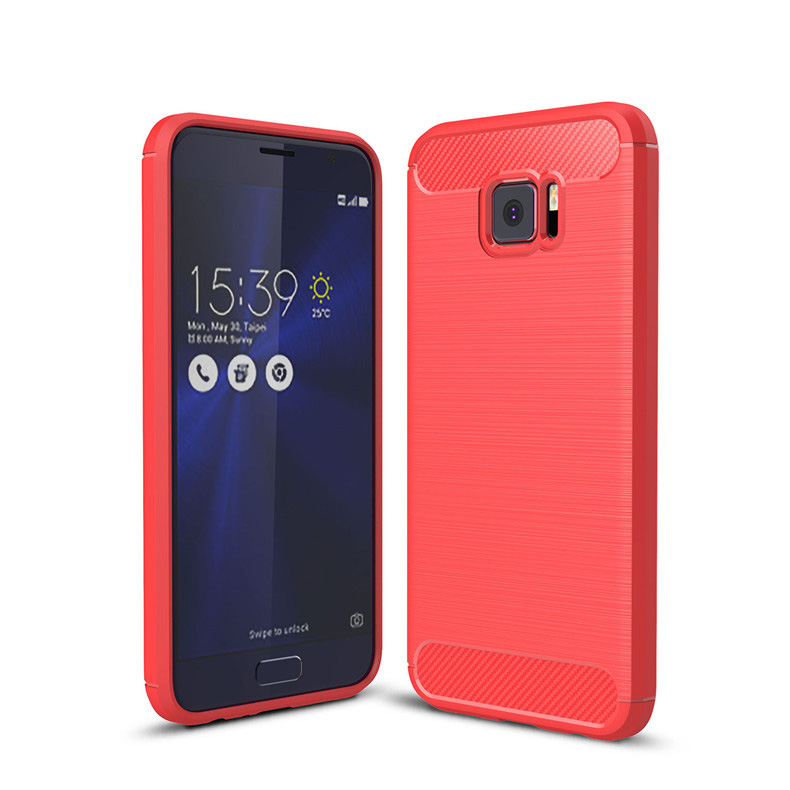 Soft TPU Cases For Asus Zenfone 4V V520KL Case Zenfone AR 4 Max 3 Zoom Pro ZS571KL Live ZB501KL ZE553KL ZC521TL ZS551KL Cover in Fitted Cases from Cellphones Telecommunications