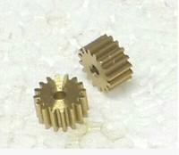Metal Gear 18 Teeth Miniature Electric Motors Diy Toy Model Parts Inside Diameter 2MM