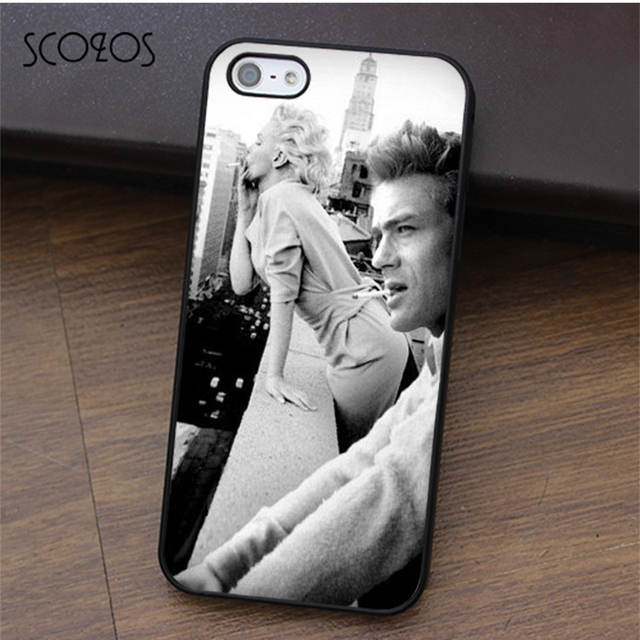 marilyn monroe iphone 8 plus case