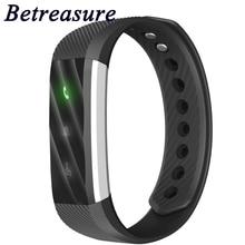 Betreasure BW11 Smart Band Bluetooth Шагомер Спорт Фитнес трекер активности Smart Браслет для Android IOS Телефон