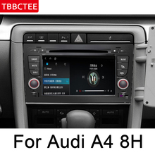 For Audi A4 S4 RS4 8E 8H 2002~2008 MMI Android Car Multimedia Player Radio DVD Navi Navigation Map GPS Auto audio BT stereo недорого