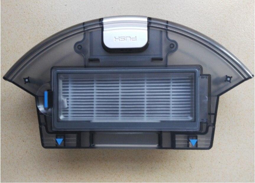 Оригинальный пыли коробка bin основной фильтр hepa фильтр для iLife A6 iLife X620 x623 робот-пылесос Запчасти пыли коробка фильтр