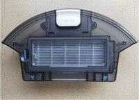 Original Dust Box Bin Primary Filter HEPA Filter For Ilife A6 ILIFE X620 X623 Robot Vacuum