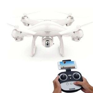 Image 3 - SJRC S70W RC Drone 1080P 720P WiFi FPV  Double GPS Module Altitude Hold  Follow Me Headless Mode