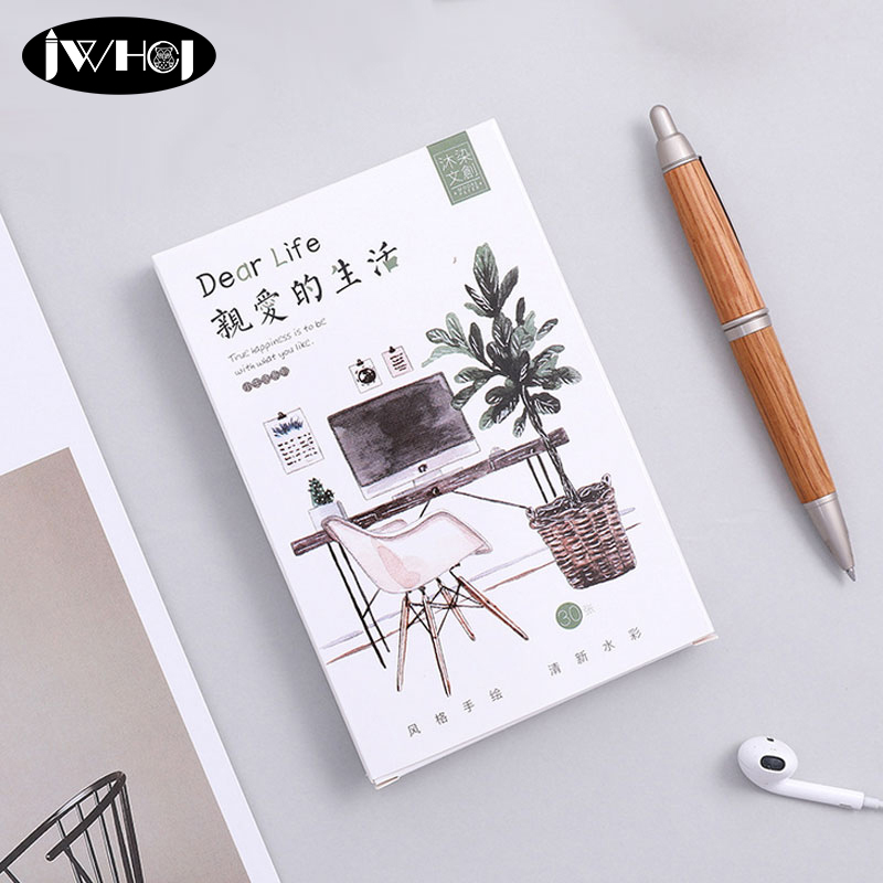 Event & Party Latest Collection Of 30 Pcs/box Dear Lifelives Small Thing Postcard Rural Landscape Greeting Card Christmas Card Birthday Card Message Gift Cards Festive & Party Supplies