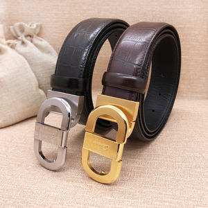 Image 5 - 2020 ciartuar official store luxury new fashion designer men belt high quality genuine leather cowskin for trouser free shipping