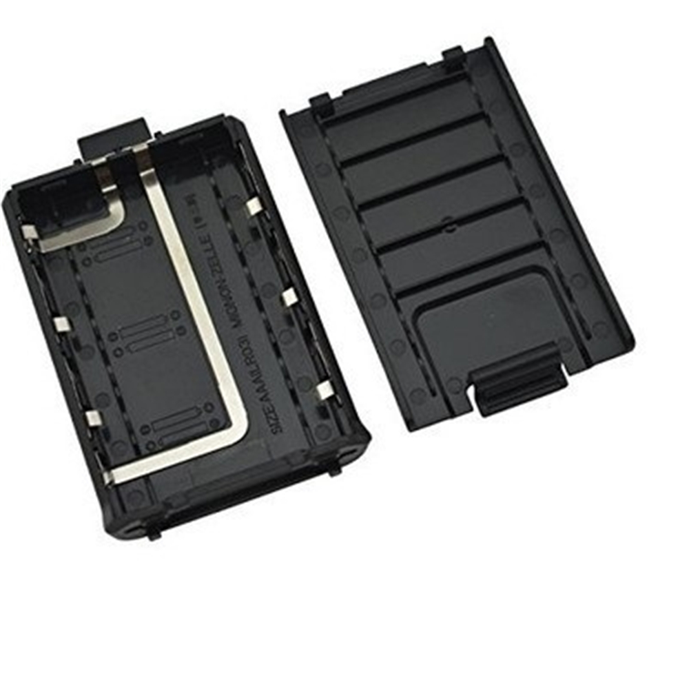New 6X AAA Extended Battery Case Box for BAOFENG UV-5R 5RA 5RB 5RC 5RD 5RE+ Diy Power Bank IqosBattery Holder