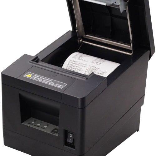 8220 S 80 мм Тепловая Чековый Принтер с USB + ПОСЛЕДОВАТЕЛЬНЫЙ Интерфейс 80 мм Тепловая USB принтер Для POS Машины