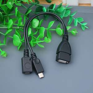 Micro-Usb-Cable Otg-Adapter-Connector Usb-Plug Female-To-Male Product Tablet Phone
