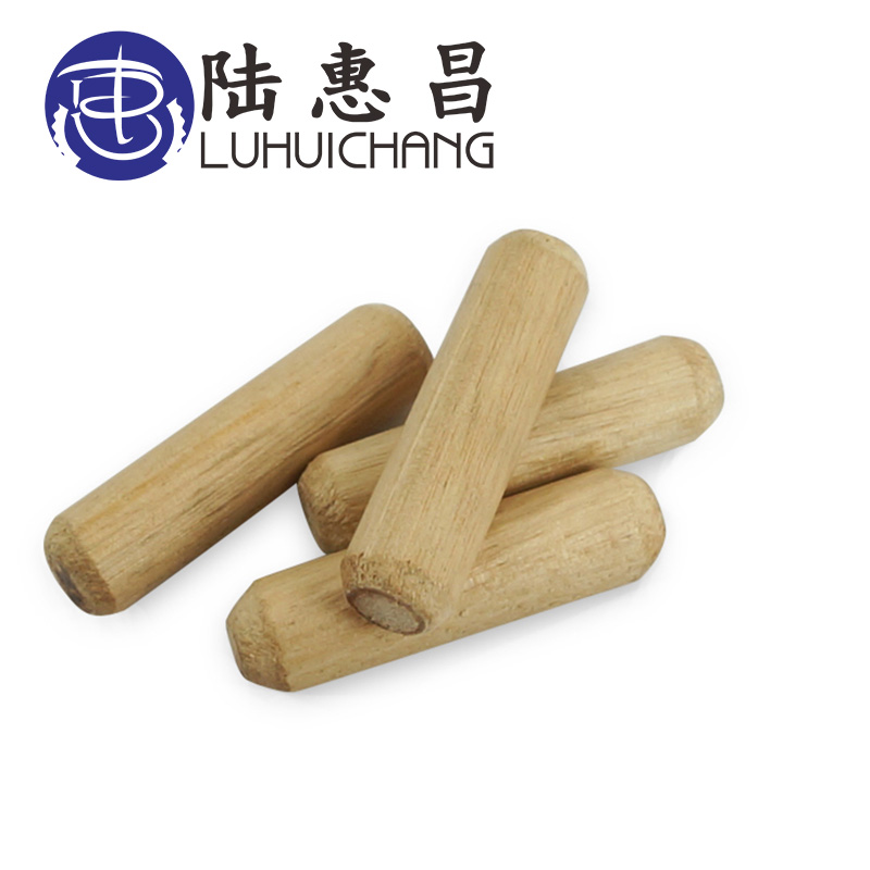 Luchang M6 M7.8 M8 M10 M12 Wooden Dowel Cabinet Drawer Round Fluted Wood Craft Dowel Pins Rods Set Furniture Fitting